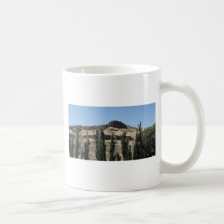 Black Rock and Cypress Coffee Mug
