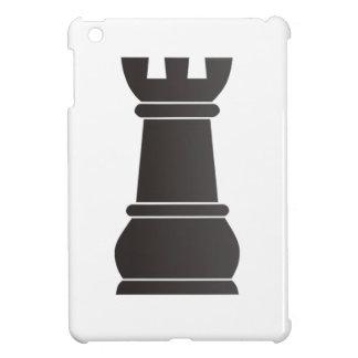 Black rock chess piece iPad mini covers