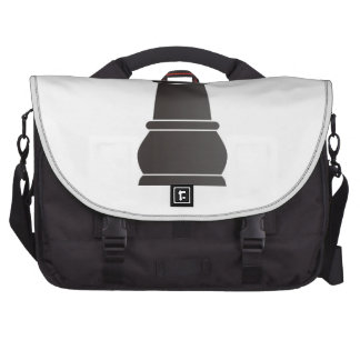 Black rock chess piece bags for laptop