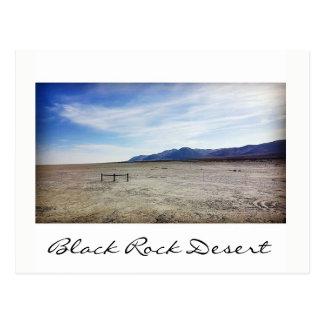 Black Rock Desert Postcard
