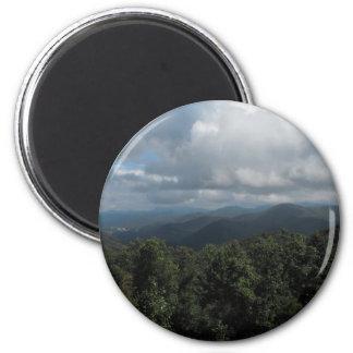 Black Rock Mountain, Georgia Magnet