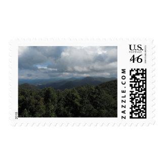 Black Rock Mountain, Georgia Postage Stamp