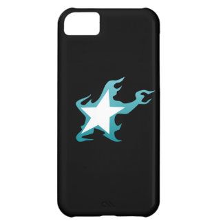 Black Rock Shooter Star checker Iphone case_mate iPhone 5C Covers