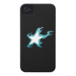Black Rock Shooter Star checker Iphone case_mate iPhone 4 Case-Mate Case