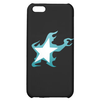 Black Rock Shooter Star Iphone case Cover For iPhone 5C