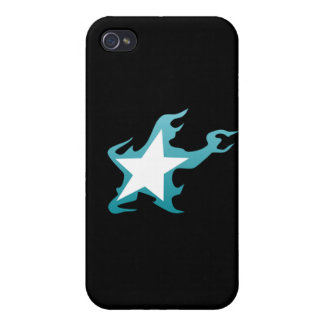 Black Rock Shooter Star Iphone case iPhone 4/4S Covers