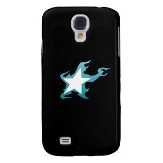 Black Rock Shooter Star Samsung Galaxy S4 Covers