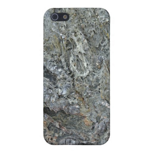 Black Rock Texture iPhone 5/5S Cases