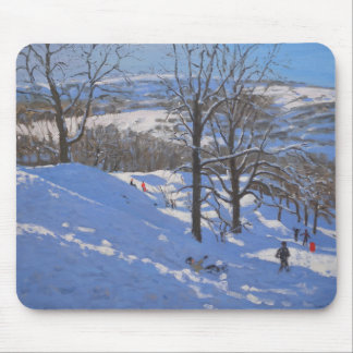 Black Rocks Derbyshire 2009 Mouse Pad