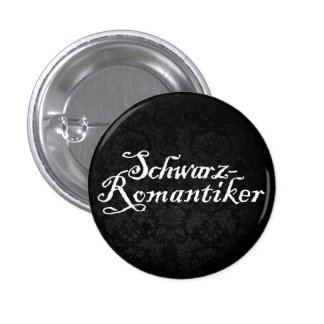 Black romantic (black) buttons