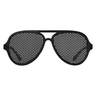 Black Room Darkening Light Dimming Glasses Aviator Sunglasses