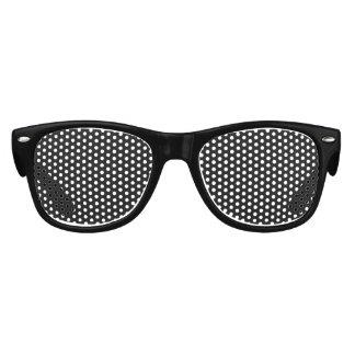 Black Room Darkening Light Dimming Glasses Kids Sunglasses