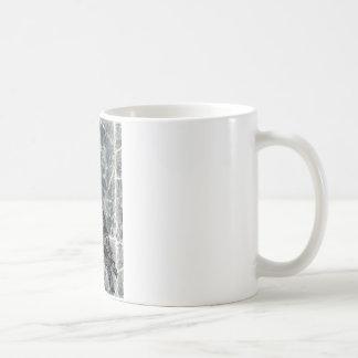Black Rose Bird Grunge Coffee Mug