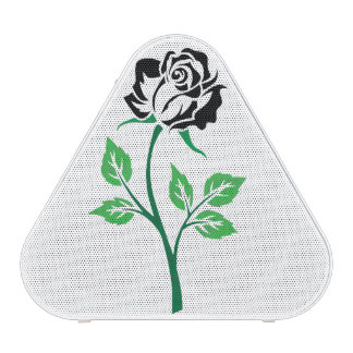 Black Rose Customizable Speaker