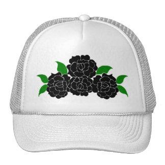 Black Rose Hat