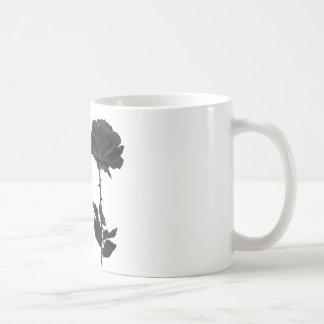 Black Rose Mug