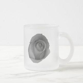 Black Rosebud mug