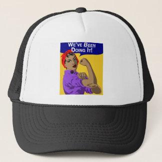 Black Rosie-We've Been Doing It - Hat
