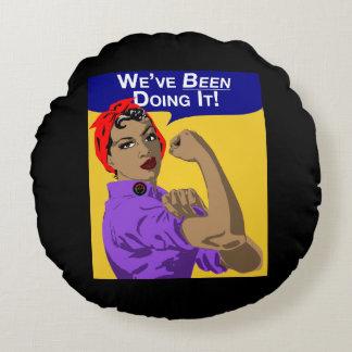 Black Rosie-Weve Been Doing It - Pillow