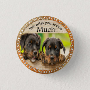 Rottweiler Miss You Accessories Zazzle