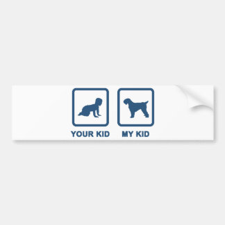Black Russian Terrier Bumper Stickers