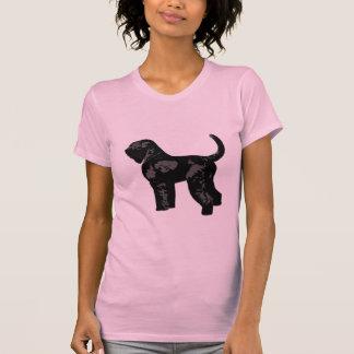 Black Russian Terrier Tee Shirts
