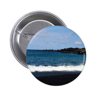 Black Sand Beach Pin