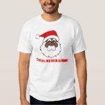 Black Santa, Bigger sack Shirt