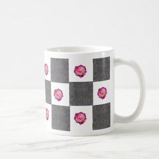 Black Satin Mug