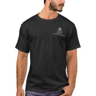 Black School for Hackers Tee Shirt