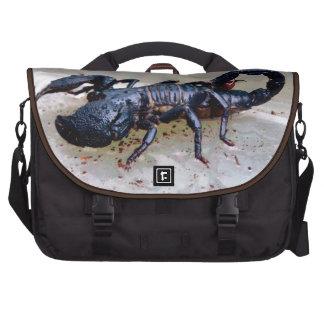Black Scorpion Commuter Bags