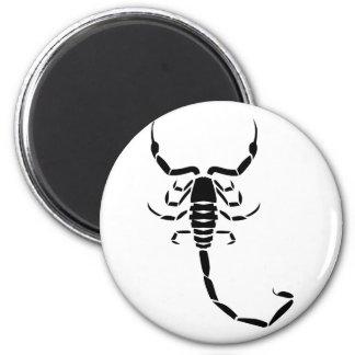 Black Scorpion Magnet