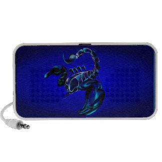 Black Scorpion Speakers