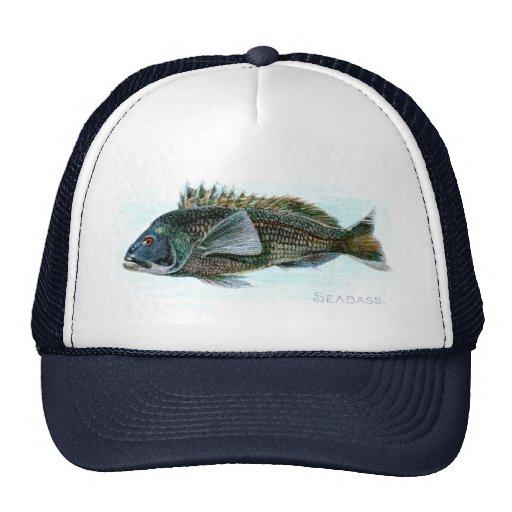 Black Sea Bass Hats
