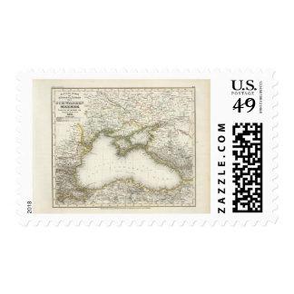 Black Sea Region Postage Stamp