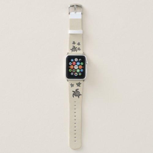 Black Sea Turtles Apple Watch Band