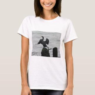 Black Seabird T-Shirt
