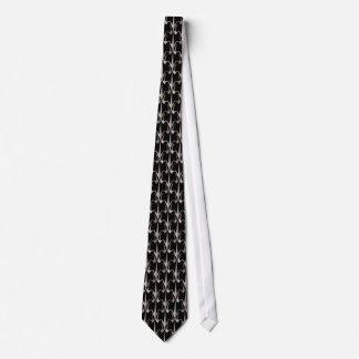 black shark scale tie