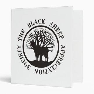 Black Sheep Appreciation Society Binder
