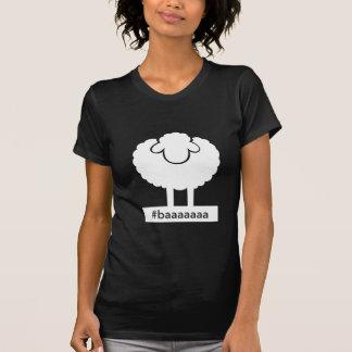 Black Sheep #baaaaa Shirt