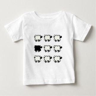 Black Sheep Baby T-Shirt