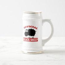Black Sheep Beer Stein