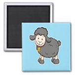 Black Sheep Blue Magnet