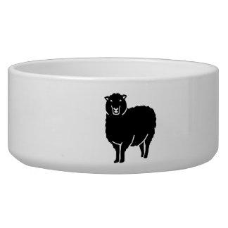 Black sheep bowl