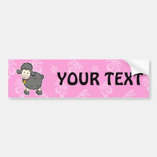 Black Sheep Bumper sticker