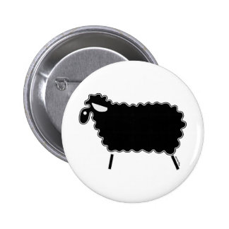 Black Sheep Buttons