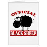 Black Sheep Card
