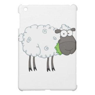Black Sheep Cartoon Character Case For The iPad Mini