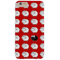 Black Sheep Barely There iPhone 6 Plus Case
