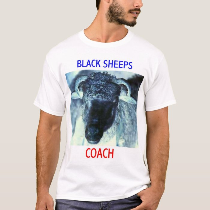 Black SHeep coach T-Shirt